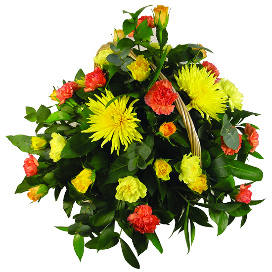 Basket Arrangement - FL003