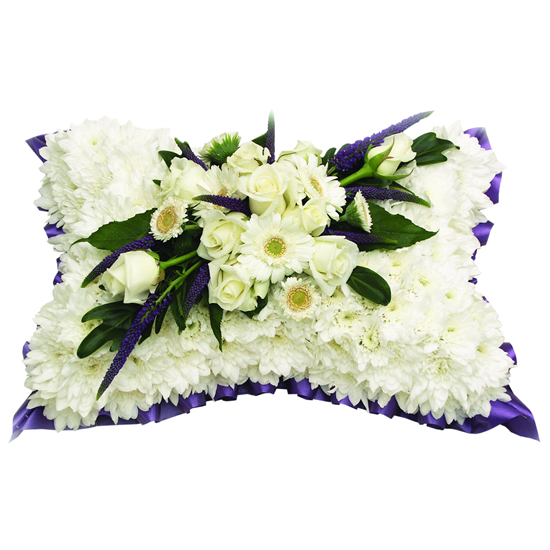 Chrysanthemum Based Pillow - FL029