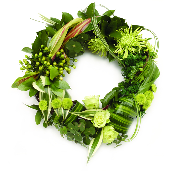 Wreath - FL036