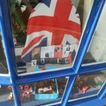 Remembrance Day Display at Thames Ditton