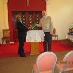 Lodge Brothers Provides New Song Books for Bethany Chapel