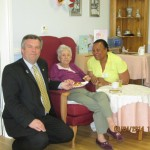 Easter Celebrations Start at Coniston Lodge Nursing Home