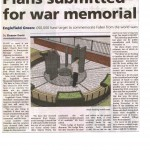 New War Memorial for Englefield Green