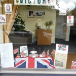 V.E. Day Commemorated at Lodge Brothers Esher