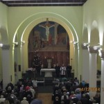 Christmas Service of Remembrance at St Lawrence's Church, Feltham