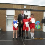 Lodge Brothers Sponsor Forge Lane Primary School Talent Competition