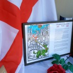 St George's Day at Lodge Brothers Hanworth
