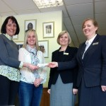Funds Raised for Home Start by Lodge Brothers Walton