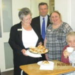 Coniston Lodge Gets Hot Cross Buns Courtesy of Lodge Brothers