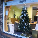 Lodge Brothers Awarded Joint 2nd Place in Christmas Window Display Competition