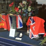Window Display for Armed Forces Day