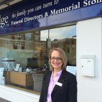 Susan Areington is Appointed Funeral Arranger at Lodge Brothers Woking