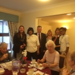 Easter Tea For the Residents at Ashgrove Nursing Home