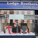 St Georges Day At Ashford Branch