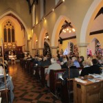 Lodge Brothers Hold Special Christmas Service at St Matthews in Ashford