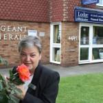 1st Anniversary of Lodge & Wickenden's Memorial Rose Garden