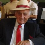A Traditional Farewell to a Bisley Resident – t/l Mr Peter Fuller