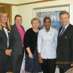 Ashton Lodge Nursing Home Welcomes New Managers with Lodge Brothers