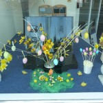 Easter Window Display at Lodge Brothers Addlestone