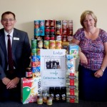 Lodge Brothers Woking is Local 'Food Bank' Collection Point