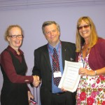 Lodge Brothers Provide Attendance Award Certificates for Crane Park Primary School
