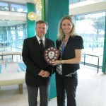 Lodge Brothers Donate Sports Shield to Rivers Academy School