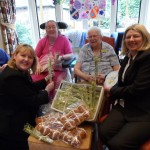 Lodge Brothers Walton & Weybridge Bring Spring Cheer to Sutton Lodge & Clare House