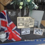 V.E. Day Remembered at Lodge Brothers Walton