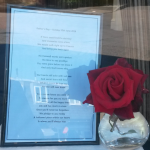 Fathers Day Celebrated with a Poem at Cobham Branch