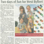Lodge Brothers Supports West Byfleet Live 2014
