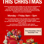 Uxbridge & Hillingdon Branches Toy Collection for Great Ormond Street