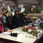 "Lodge Brothers Staff Attend ""Longacres' Floristry Demonstration"