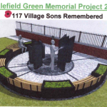 Lodge Brothers Thanked for Continued Support of Englefield Green Memorial Project 2015