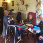 Derwent Lodge Gets Early Easter Treat from Lodge Brothers