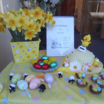 Easter Chicks and Chocolates at Lodge Brothers Molesey
