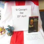 St George & Shakespeare Remembered at Lodge Brothers Molesey