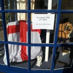 St George's Day at Lodge Brothers Thames Ditton