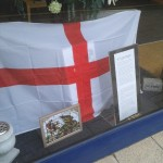 Walton Branch Flies the Flag for St George