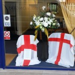 St George's Day at Lodge Brothers Twickenham
