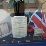 World War I Centenary Anniversary Remembered at Walton Branch