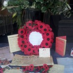 Windsor Branch Commemorates the Centenary Anniversary of WWI