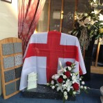 St George's Day at Lodge Brothers Weybridge Branch