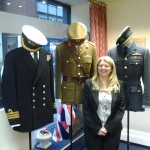 Our Fallen Servicemen Remembered at Weybridge Branch