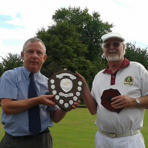President's Team Wins at Victory Park Bowls Club