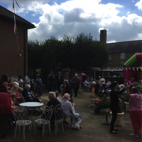 St Raphael's & Maryville Summer Fete – Sponsored By Lodge Brothers