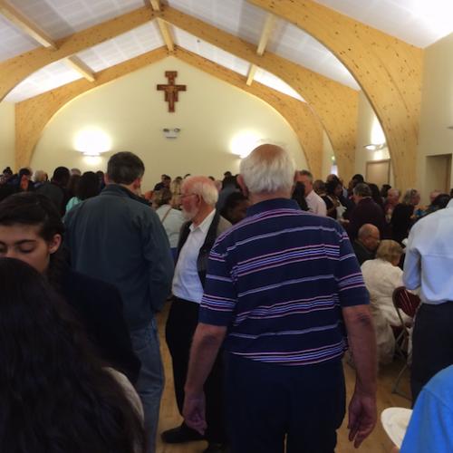 New Parish Centre for St Lawrence RC Church Feltham