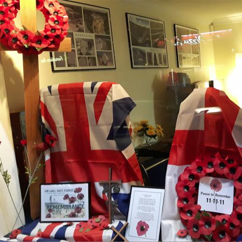 Lodge Brothers Surbiton Remember the Fallen