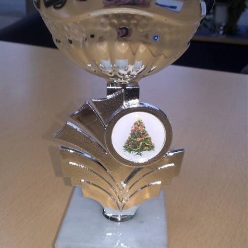 Trophy Success for Lodge Brothers Ashford!