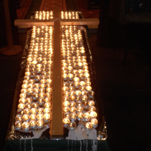 St Mary Oatlands Christmas Memorial Service