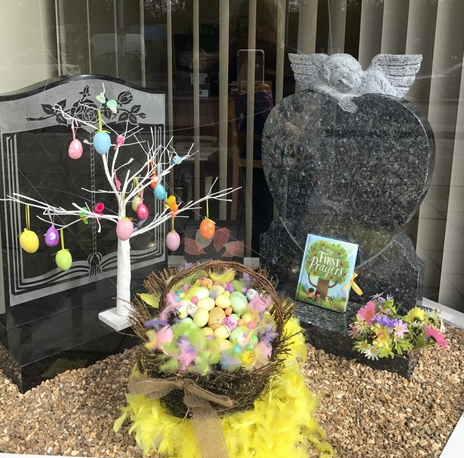 Easter Cheer at Lodge Brothers Ruislip